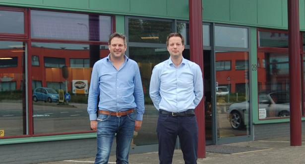 欧曼公司第三代继承人Wouter-Alma和Sander-Alma