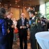 驻荷兰使馆举行庆祝建军87周年招待会