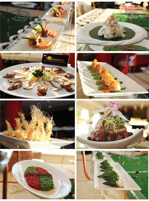 2015世界厨王上海争霸赛庆功宴