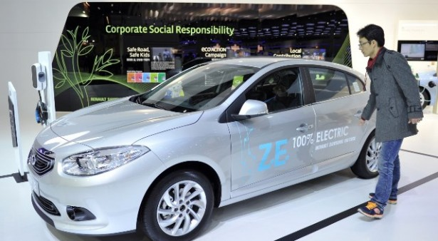 Renault Gaat Elektrische Auto Bouwen In China Asian News