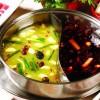 Chinese hotpot, fondue, half om half, soepbasis, sichuan, mongolie, china, winter, huo guo, daa pien loo
