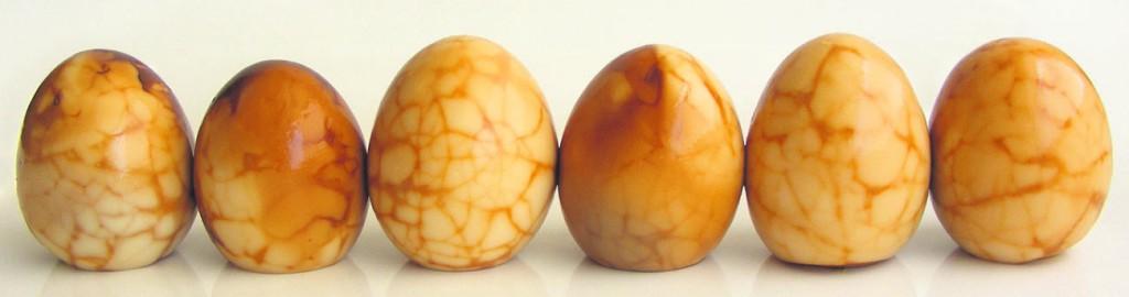 Thee eieren, cha ye dan, marmeren ei, asian news, asiannl, chinese krant nederland rotterdam