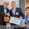 Gispen wint Cathay Pacific China Business Award 2015